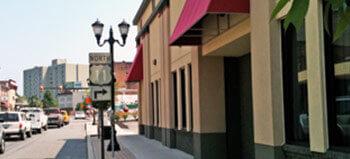Downtown Pittston